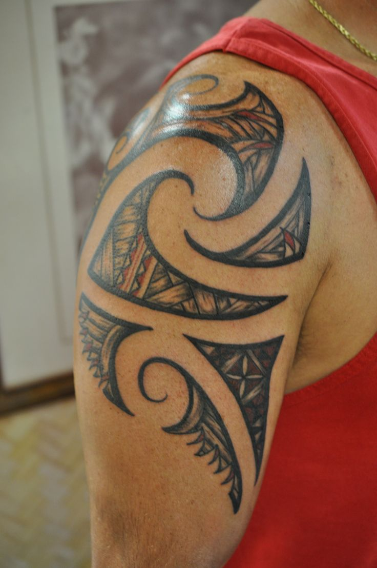 Symbolic tattoo designs for women - Hawaiian Tribal Tattoos Designs And Ideas