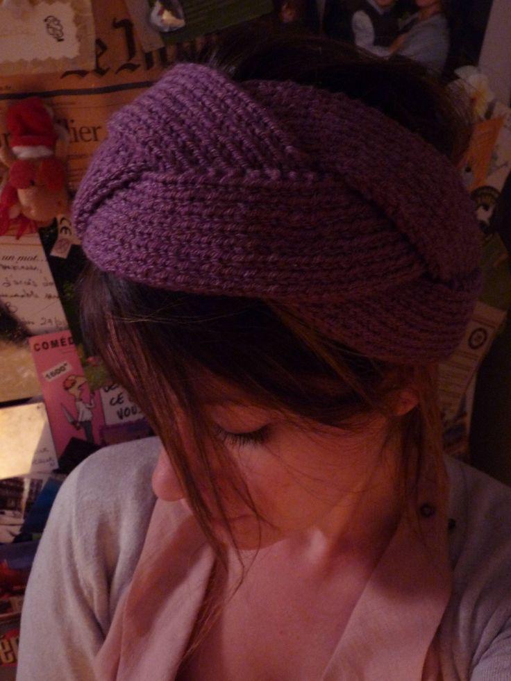 Bandeau tricot: dans cet article, découvrez un accessoire original et facile à réaliser! Je me répète certainement, mais je suis une inconditionnelle des accessoires au tricot. Lorsqu'on a peu de...