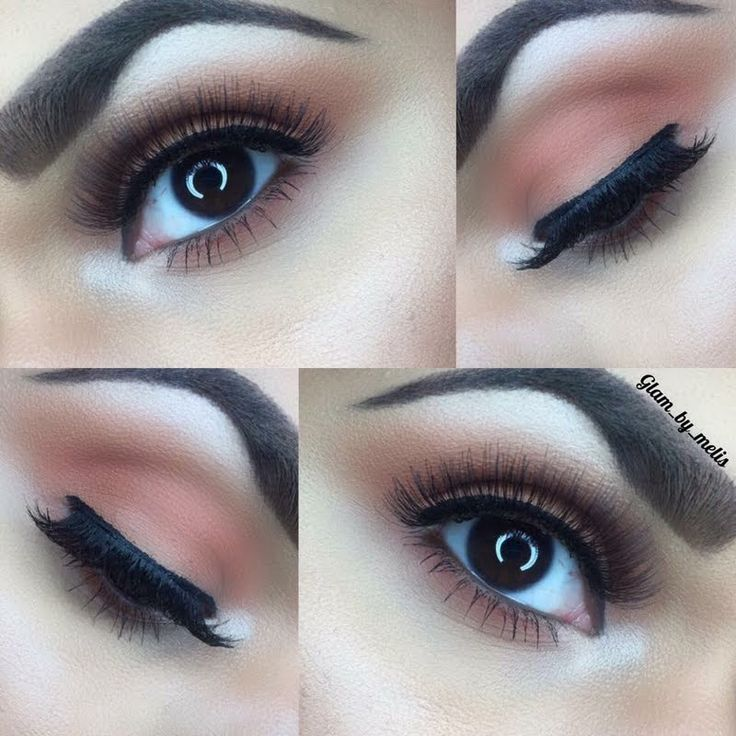 Melissa L dons this basic yet breathtaking makeup with perfectly coordinated shades. Recreate this look with this how-to.