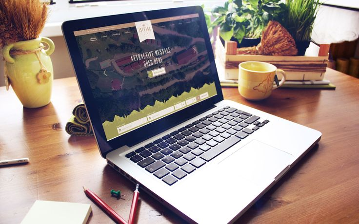 Web design - medium screen resolutions