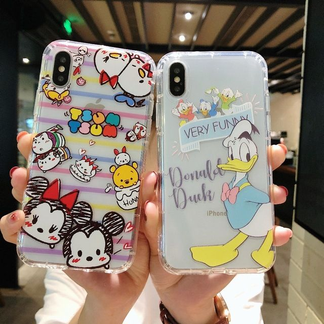 Toy Story Alien Monsters Cartoon Clear Soft TPU Silicone Cover