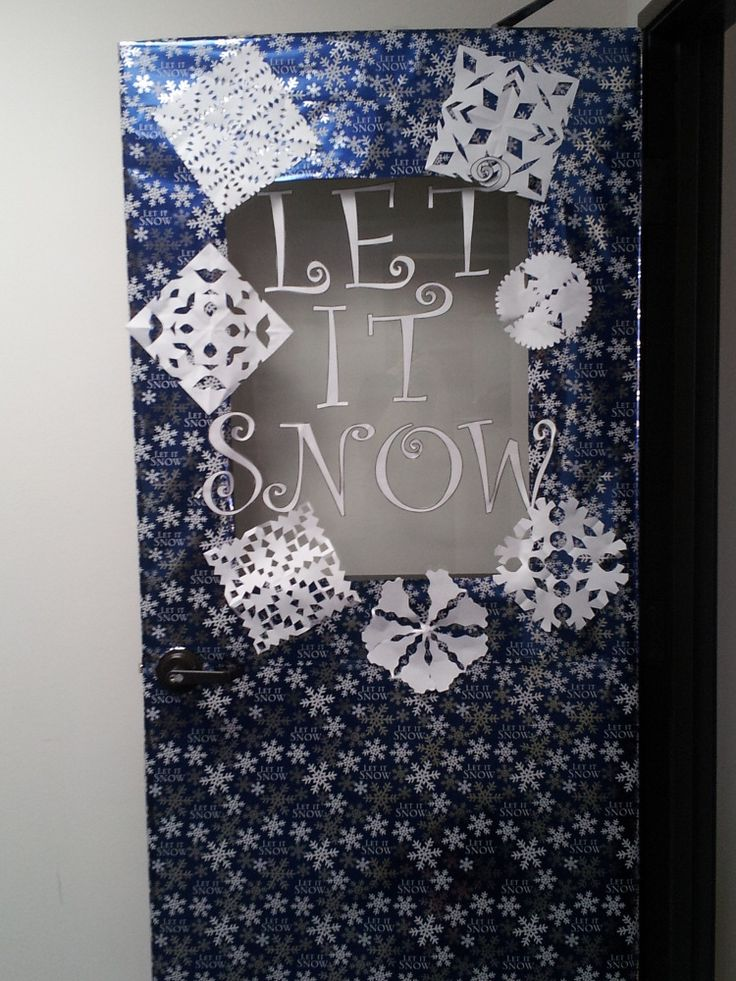 31 best Holiday Office Door Decorating Contest images on ...