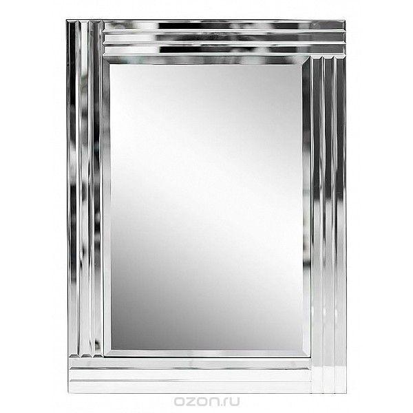 Зеркало настенное (80х60 см) 17-8008 - купить по выгодной цене с доставкой. Интерьер от Garda Decor в интернет-магазине OZON.ru