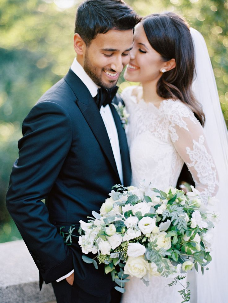 Blogger Stephanie Sterjovski's Wedding Day in 2020