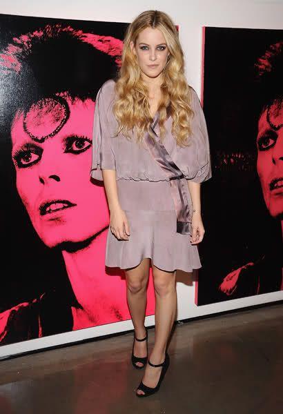 Elvis' Granddaughter Riley Keough