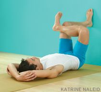 Hip Openers: The soft tissue around the pelvis is complex and multilayered. In order to access and stretch this intricate web of hip muscles and deep rotators, it's helpful to incorporate several poses into your regular routine. In this practice, you will focus on creating flexibility in two gluteal muscles (gluteus maximus, gluteus medius) and a group of six external rotators (piriformis, quadratus femoris, obturator internus, obturator externus, gemellus superior, gemellus inferior).