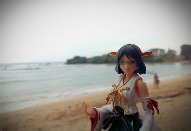 AGP Kirishima, natural shoot at Nusa Dua Beach, Bali, Indonesia.