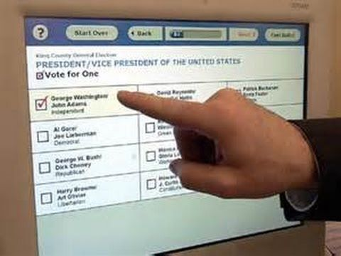More Evidence of Electronic Vote Tampering in Ohio...==Thom Hartmann shares congressional testimony from computer programmer Clinton Curtis regarding tampering with electronic voting machines. If you liked this c...