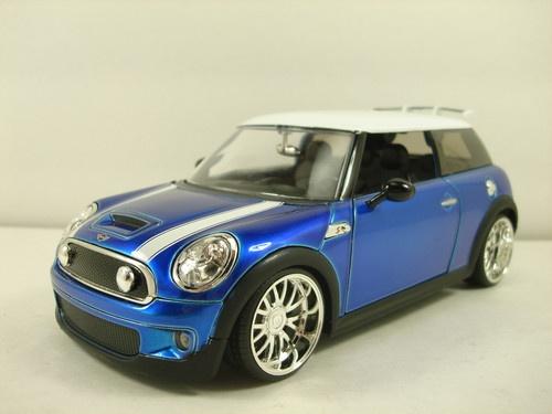 Jada Dub City Blue Mini Pinterest Cooper S 2007 And