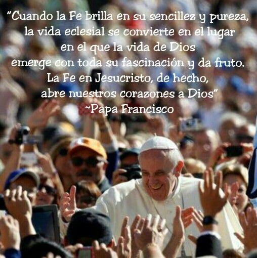 """""""La doctrina tiene el único propósito de servir a la vida del Pueblo de Dios"""": Papa Francisco a la Congregación para la Doctrina de la fe."""