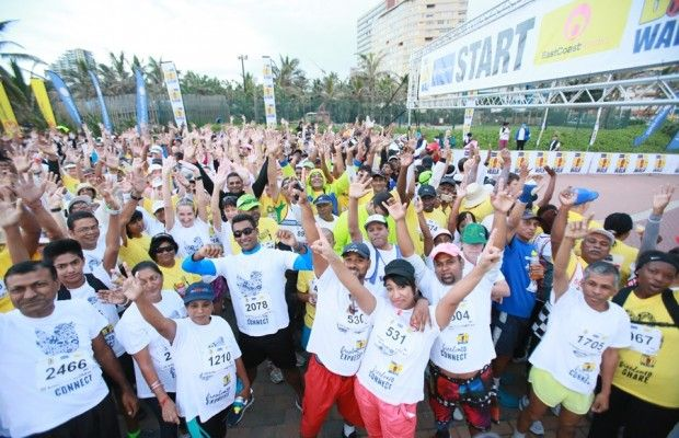 Are you ready to walk Durban together at the Discovery East Coast Radio Big Walk?