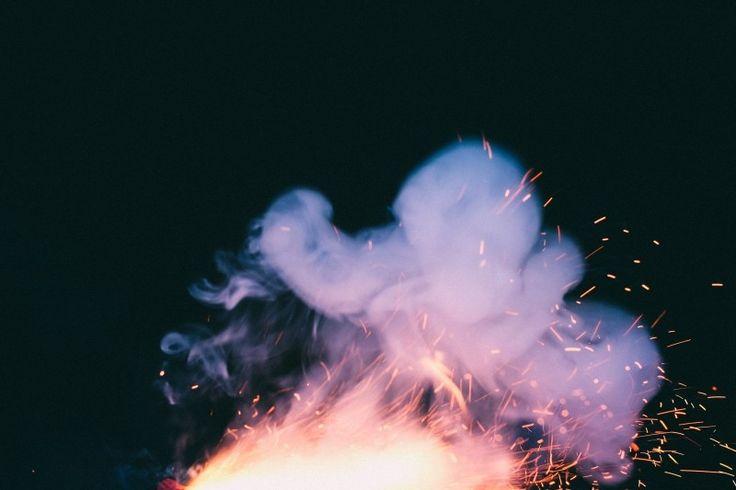 nights smoking sparks Photo - Visual Hunt