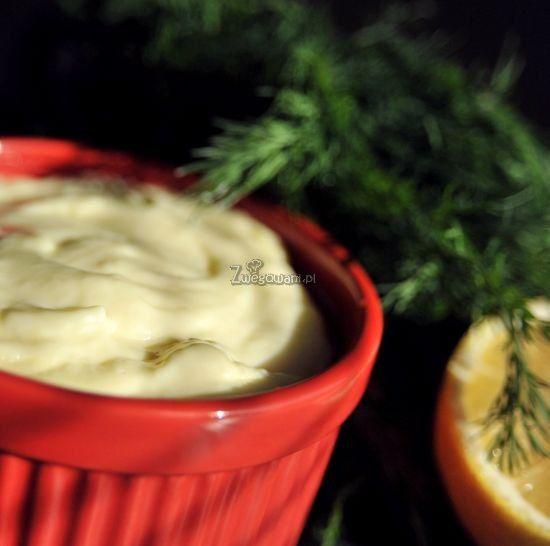 Majonez z ziemniaka