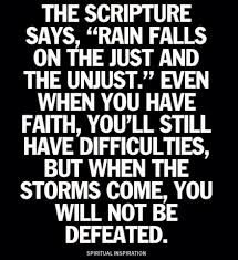 Image result for rain storm inspirational quote
