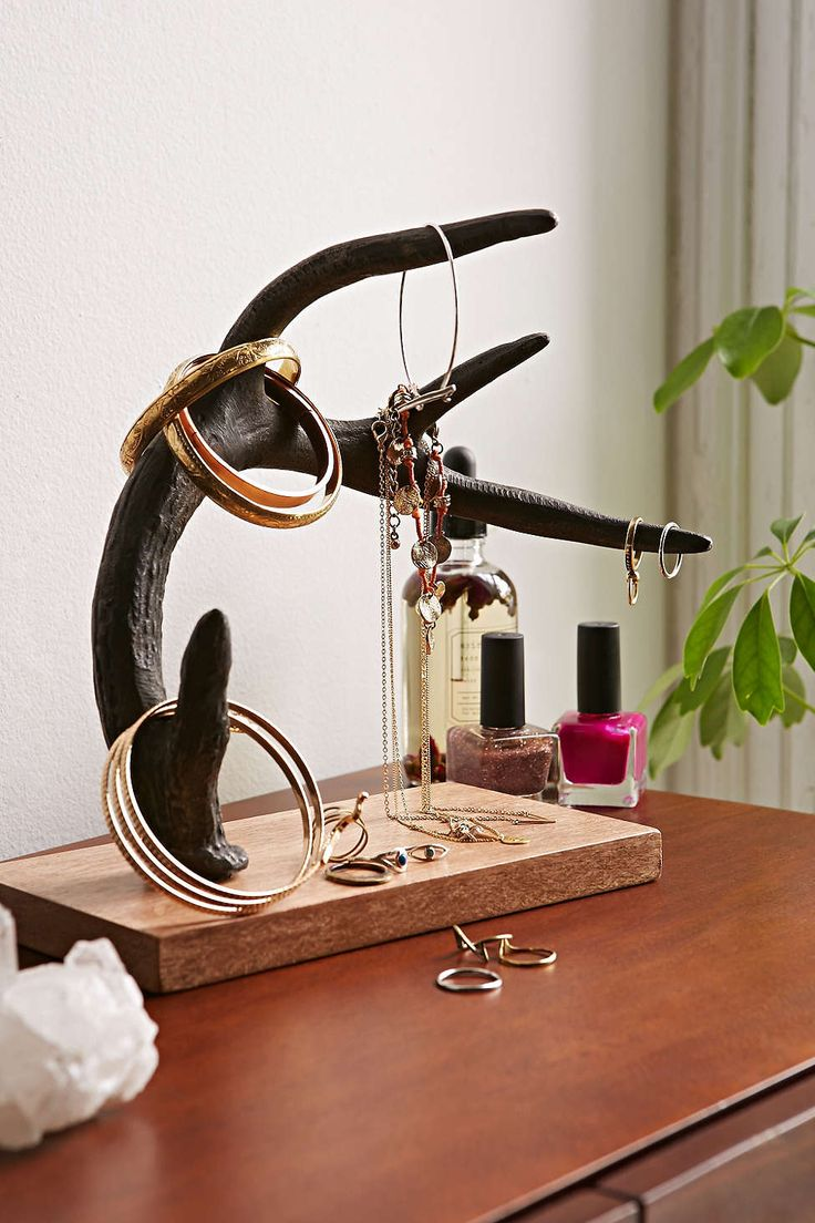 Magical Thinking Antler Jewelry Stand