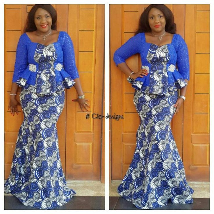 Lovely Ankara Skirt And Blouse Style Dezango Fashion Zone Projects To Try Pinterest