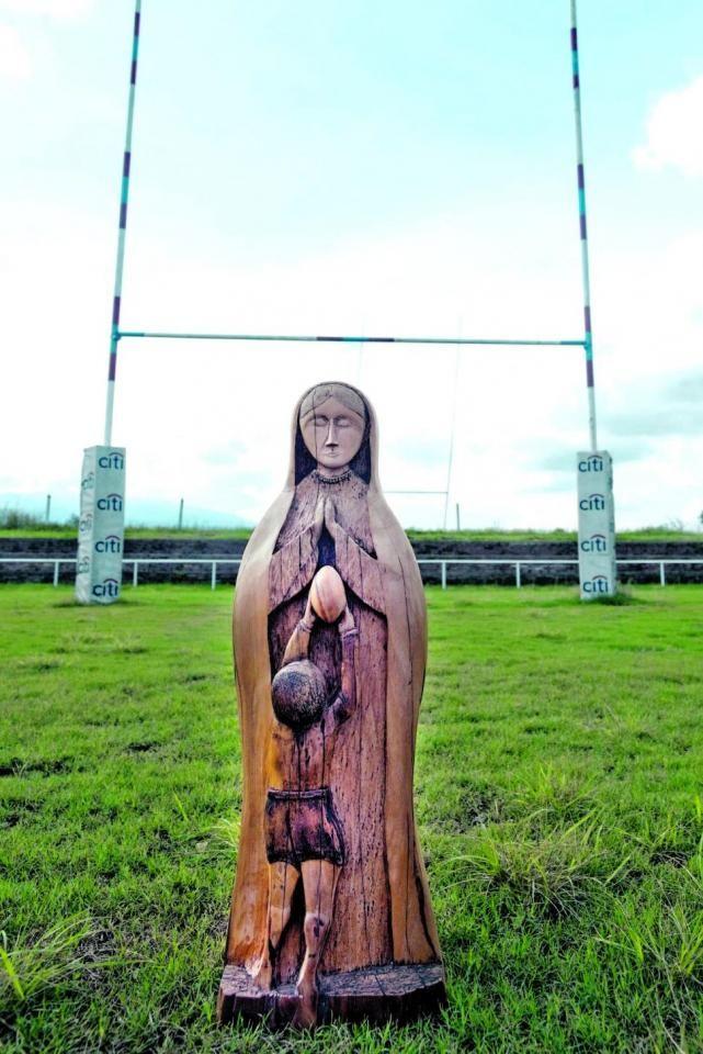 nuestra señora del rugby - Buscar con Google