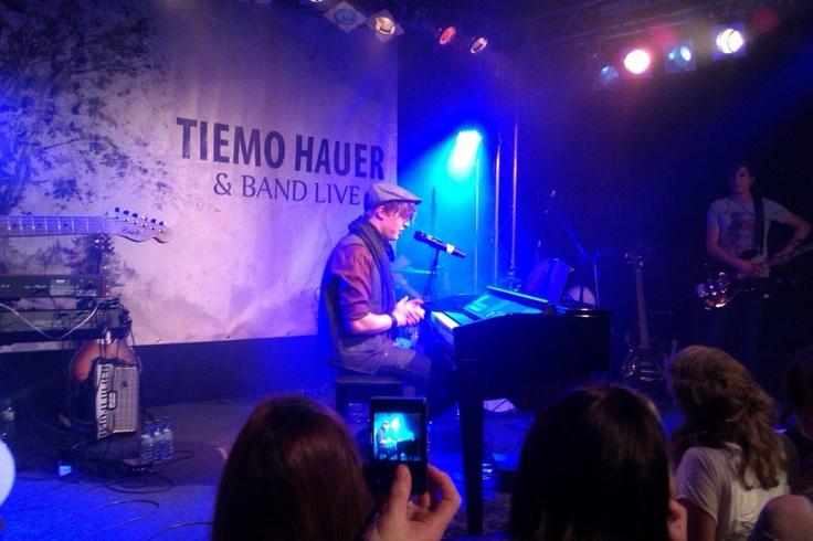 Tiemo Hauer & Band