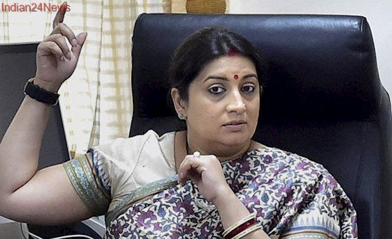 4 Students Arrested For Allegedly Chasing Smriti Irani's Car, Get Bail