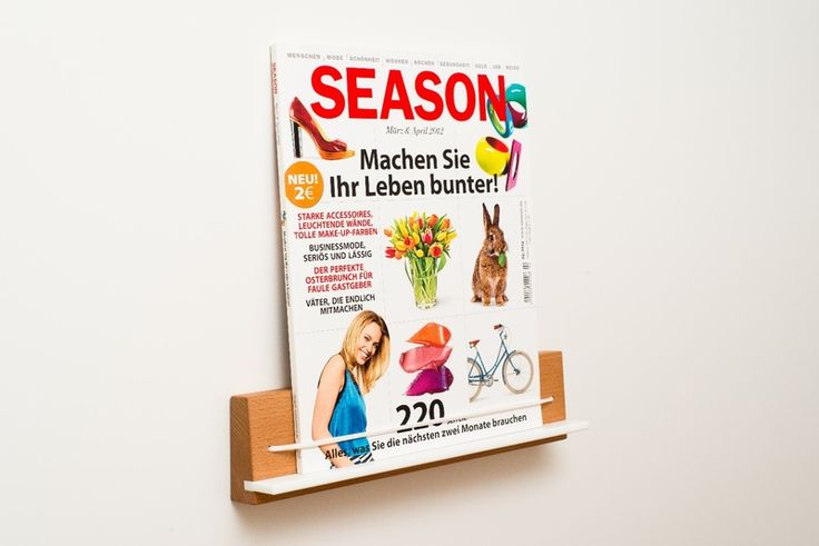 """Ikea Patrull Corner Bumpers ~ Über 1 000 Ideen zu """"Zeitschriftenhalter Wand auf Pinterest"""""""