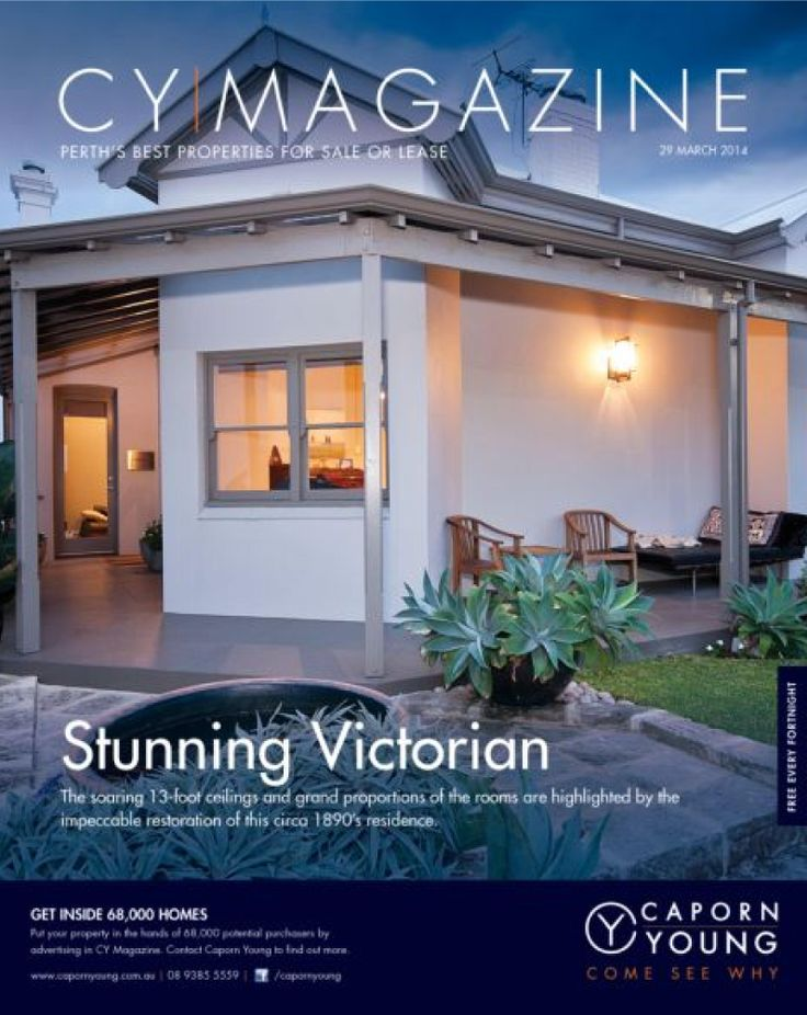 CY Magazine - Issue 3 #realestate #perth