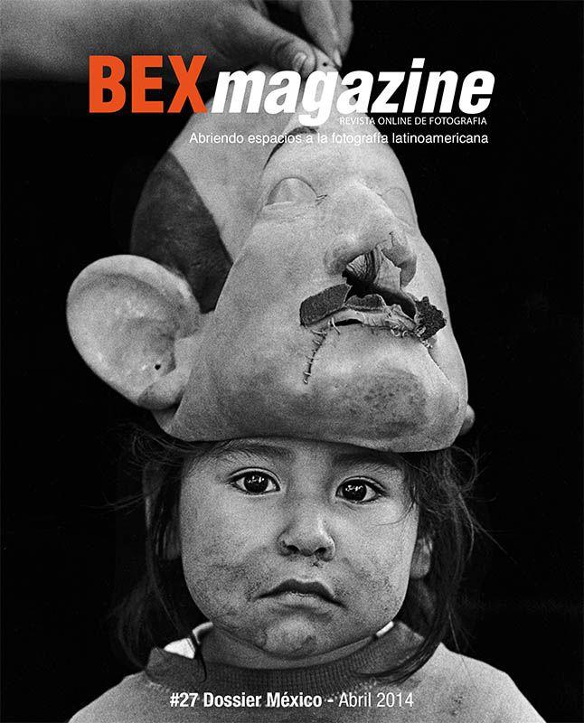 Tapa Bex Magazine numero 27 Dossier México