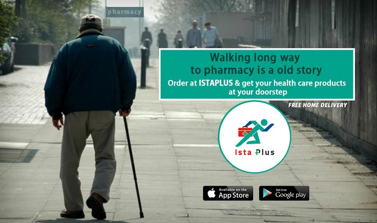#Walking #long #way to #pharmacy is a #old #story #Order at #Istaplus & #get #your #health #care #products at #your #doorstep http://www.istaplus.com/ Download android app: https://goo.gl/lrxbbg Iphone app: https://goo.gl/4A7vpV Now ‪#‎ordering‬ ‪#‎medicines‬ ‪#‎made‬ ‪#‎easier‬ with ‪#‎IstaPlus‬