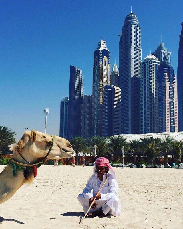 Good morning Dubai!