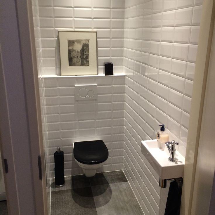 Metrotegels badkamer google zoeken id e cr ative pinterest id es cr atives creatif et id e - Voorbeeld deco wc ...