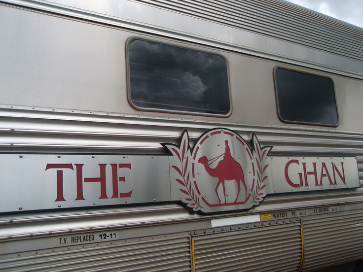 The Ghan is one of the iconic train journeys of the world and rightly so.