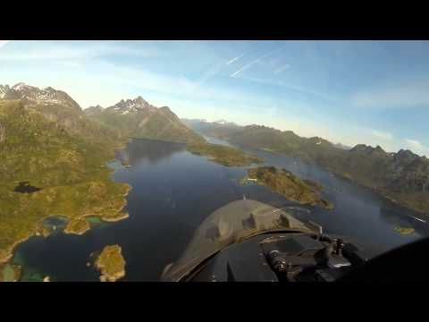 Royal Norwegian Air Force - Lofoten - YouTube