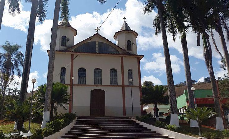 Estrada Real, Caminho dos Diamantes, Itambé do Mato Dentro, Minas Gerais, Brasil
