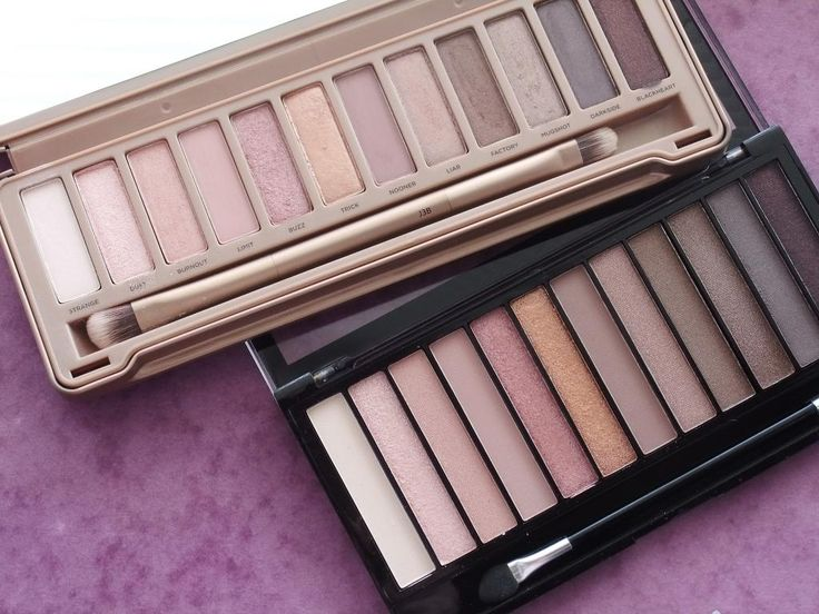 Dupe Alert? Makeup Revolution Iconic 3 exact dupe for urban decay. Just ask anyone I am obsessed with this make up brand. Super cheap but amazingly pigmented I treated myself to all the iconic pallets for cheaper than a single urban decay pallet!