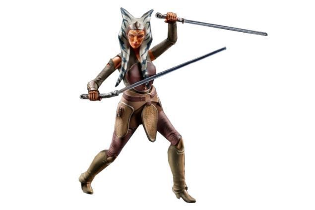 STAR WARS The Force Awakens Ahsoka Tano Black Series 6 inch Figure Japan #Hasbro