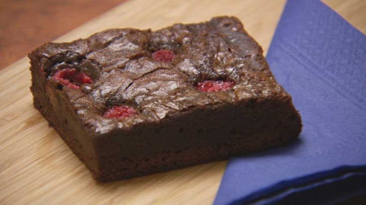 Ashleigh's Famous Brownies from Masterchef Australia