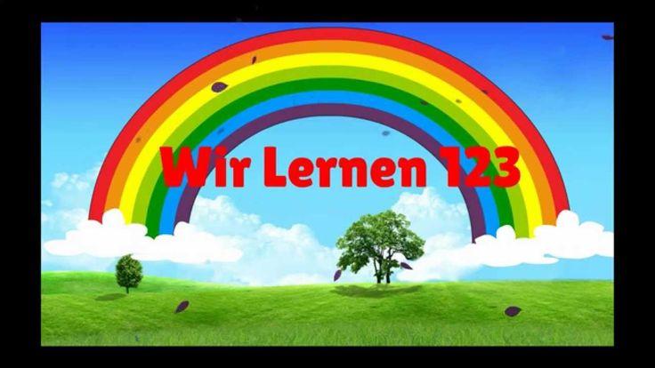 Learn German Numbers - 123 - Deutsches Nummer - HD.