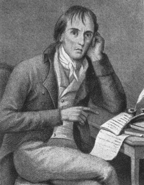 Manuel Maria Barbosa du Bocage (September 15, 1765 — December 21, 1805) was a Portuguese Neoclassic poet, writing under the pen name Elmano Sadino.