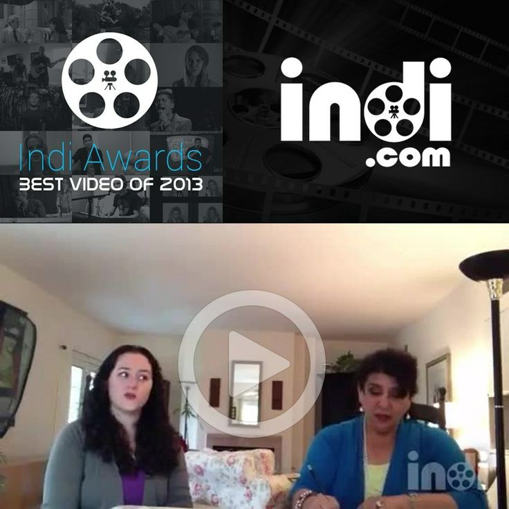 Repin to vote for Kelly Wecksell as the Indi.com best video of 2013. The video with the most likes, tweets and pins wins $1,000. Vote for as many videos as you want!