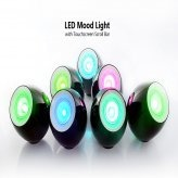 LED Mood Light with Touchscreen Scroll Bar wholesale from China