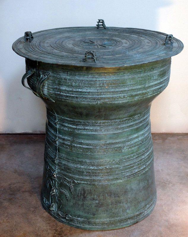 And asian rain drum