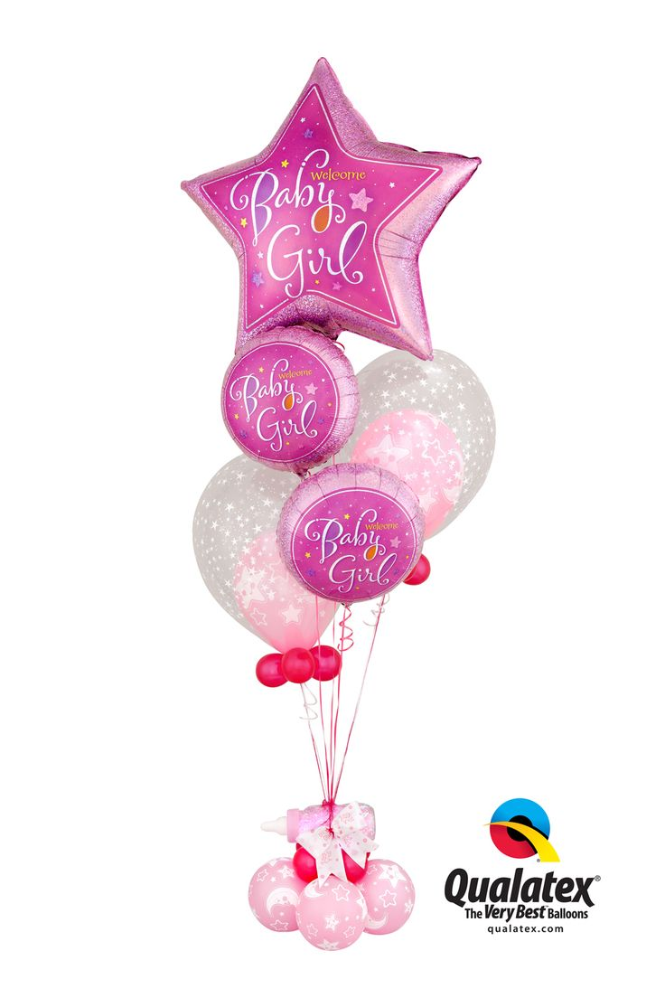 31 Best Oh Baby Images On Pinterest Qualatex Balloons