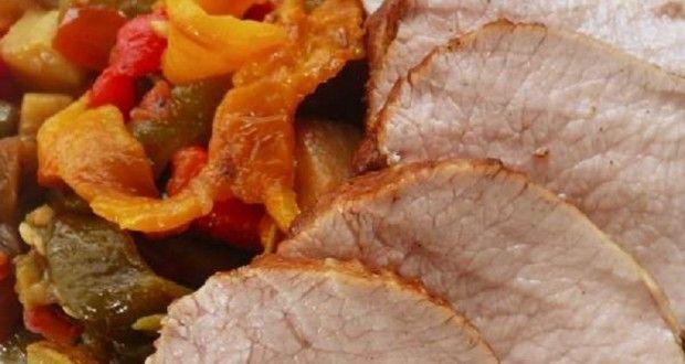 Μοσχάρι ψητό με λαχανικά: απλή μαγειρική μαγεία - Pandespani.com