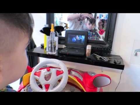 Toys, Haircuts & History | Jade Larrah - YouTube