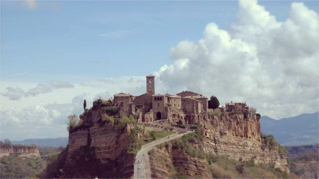 Civita Di Bagnoregio A Very Surreal Place In The Middle Of Italy