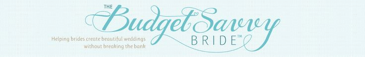 The Budget Savvy Bride- you just pick your budget and it gives you tips and sample weddings in that budget.