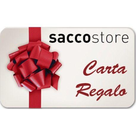 Altra idea regalo! Sacco store non da vincoli e ne limiti di tempo! www.saccostore.it