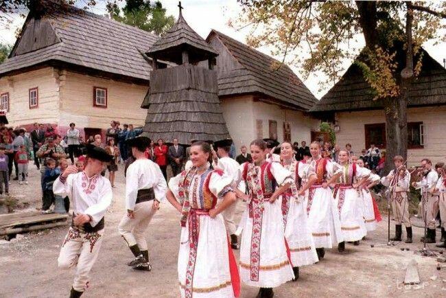 Vlkolinec - Slovakia