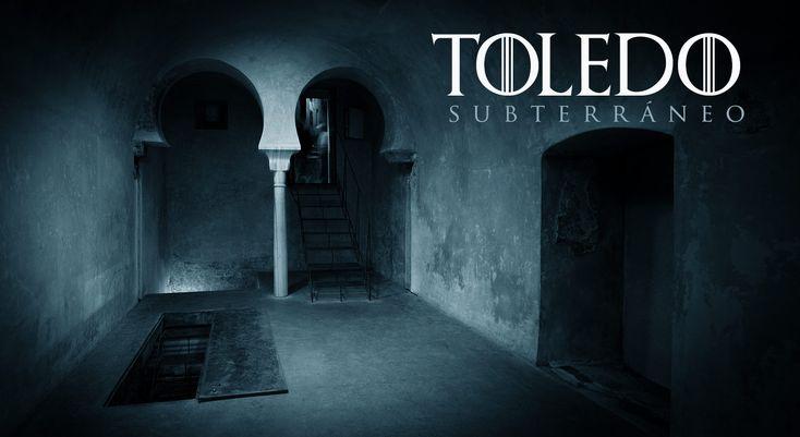¿Qué tiene esta ciudad que atrae como un imán?, ¿será el misterio que emana su pasado, sus leyendas, sus subterráneos? Siempre hemos oído que Toledo por debajo es como un queso agujereado, repleto de túneles, pasadizos laberínticos comunicados entre sí.