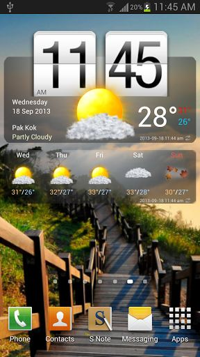 Weather Clock Pro v3.2.5   Weather Clock Pro v3.2.5Requirements:2.3.3Overview:Fa…