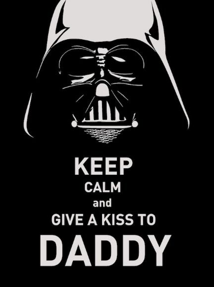 Click through to see this awesome collection of Keep Calm and #StarWars